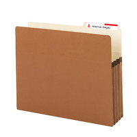 Smead 73088 Letter Size File Pocket - 25/Box