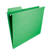 Smead 64098 FasTab Letter Size Hanging File Folder - 20/Box