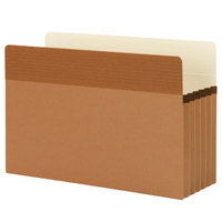 Smead 73211 Easy Grip Legal Size File Pocket - 10/Box