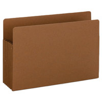 Smead 74790 TUFF Legal Size Extra Wide File Pocket - 10/Box
