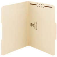 Smead 14534 Letter Size Fastener Folder with 1 Fastener - 50/Box