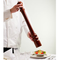 Chef Specialties 24100 Professional Series 24 inch Giant Walnut Pepper Mill