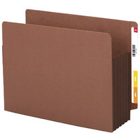 Smead 73691 Letter Size Extra Wide File Pocket - 10/Box
