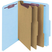 Smead 14094 SafeSHIELD Letter Size Classification Folder - 10/Box