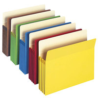 Smead 73890 Letter Size File Pocket - 25/Box