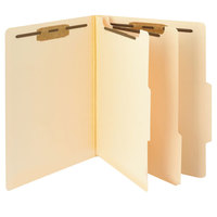 Smead 14000 Heavyweight Letter Size Classification Folder - 10/Box