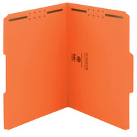 Smead 12540 Letter Size Fastener Folder with 2 Fasteners - 50/Box