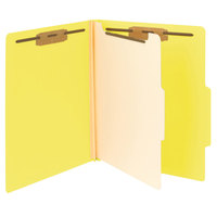 Smead 13704 Heavyweight Letter Size Classification Folder - 10/Box