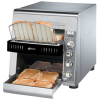 Star QCS2-500 Conveyor Toaster with 1 1/2 inch Opening