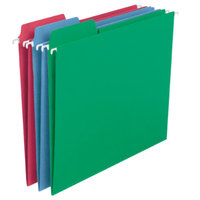 Smead 64053 FasTab Letter Size Hanging File Folder - 18/Box