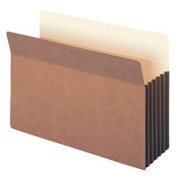 Smead 74390 TUFF Legal Size File Pocket - 10/Box
