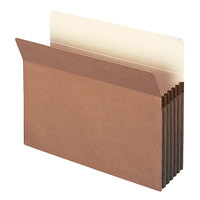 Smead 73206 Letter Size 100% Recycled File Pocket - 10/Box