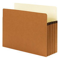 Smead 73240 SuperTab Letter Size File Pocket - 10/Box