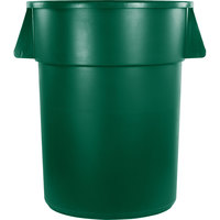 Carlisle 34105509 Bronco 55 Gallon Green Trash Can