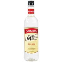 DaVinci Gourmet 750 mL Classic Cinnamon Flavoring Syrup