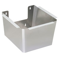 Eagle Group 607560 Stainless Steel Hand Sink Skirt Assembly