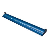 Hatco HL5-18 Glo-Rite 18 inch Brilliant Blue Curved Display Light with Cool Lighting - 4.3W, 120V