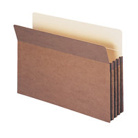 Smead 74224 Legal Size File Pocket - 25/Box