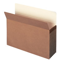 Smead 73810 Letter Size File Pocket - 50/Box