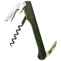 Franmara 2012G Capitano Waiter's Corkscrew with Greenwood Handle