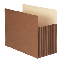 Smead 73395 TUFF Letter Size File Pocket - 5/Box