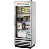 True T-12G-HC~FGD01 24 7/8 inch Glass Door Reach-In Refrigerator