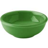 Hall China 30178324 Shamrock 5 oz. China Salsa Bowl - 36/Case