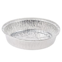 """8 5/16"""" Round Foil Take Out Pan Heavy Weight - 500/Case"""