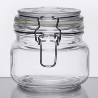Anchor Hocking 98590R1 17 oz. Heremes Jar