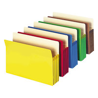 Smead 73892 Letter Size File Pocket - 5/Pack
