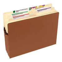 Smead 73224 Letter Size File Pocket - 25/Box