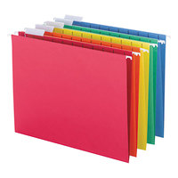 Smead 64059 Letter Size Hanging File Folder - 25/Box