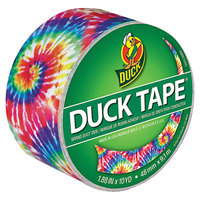 Duck Tape 283268 1 7/8 inch x 10 Yards Colored Tie Dye Duct Tape