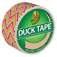 Duck Tape 280978 1 7/8 inch x 10 Yards Colored Zig Zag Duct Tape