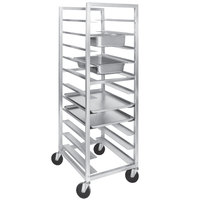 Channel UTR-11 11 Pan Aluminum Steam Table / Bun Pan Rack