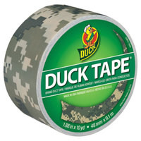 Duck Tape 1388825 1 7/8 inch x 10 Yards Colored Digital Camo Duct Tape