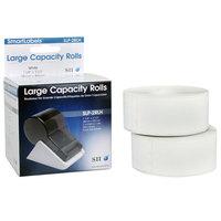 Seiko Instruments SLP2RLH 1 1/8 inch x 3 1/2 inch White Self-Adhesive Printable Address Labels - 520/Box