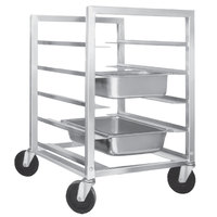 Channel UTR-9 9 Pan Aluminum Steam Table / Bun Pan Rack