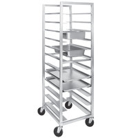 Channel UTR-12 12 Pan Aluminum Steam Table / Bun Pan Rack