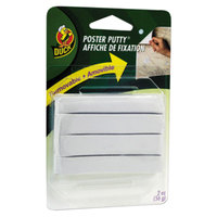 Duck PTY2 2 oz. Removable Nontoxic Reusable Poster Putty