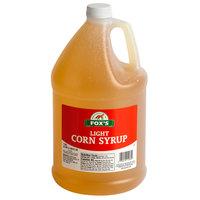 Fox's 1 Gallon Light Corn Syrup - 4/Case