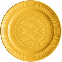 Tuxton CSA-120 Concentrix 12 inch Saffron China Plate - 6/Case
