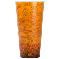 Dart 24U16ESC 24 oz. Fusion Customizable Foam Hot Cup - 500/Case