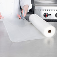 VacPak-It 15 inch x 50' Roll of Full Mesh External Vacuum Packaging Bags 3 Mil