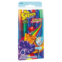 Mr. Sketch 1924064 Stix 6 Assorted Bullet Tip Washable Markers