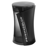 Prismacolor 1786520 Premier Black Manual Pencil Sharpener