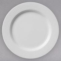 Villeroy & Boch 16-4003-2640 Sedona Function 8 1/4 inch White Porcelain Plate - 6/Case
