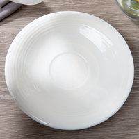 Villeroy & Boch 16-3356-1280 Sedona 6 1/4 inch White Porcelain Saucer - 6/Case