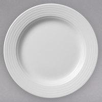 Villeroy & Boch 16-4003-2660 Sedona Function 6 1/4 inch White Porcelain Plate - 6/Case