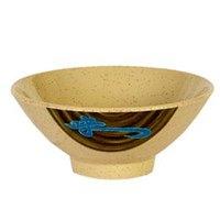 Wei 9 oz. Round Melamine Rice Bowl - 12 / Pack